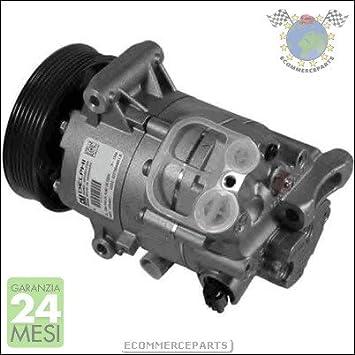 BNG compresor climatizador de aire acondicionado OPEL INSIGNIA tres volúmenes Sidat: Amazon.es: Coche y moto