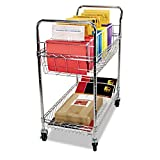 Alera ALEMC3518SR Carry-All Cart/Mail