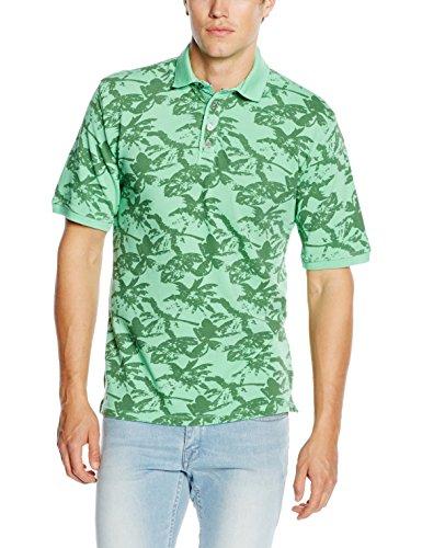 Casamoda 962384600 - Polo - Homme Vert (grün 326)