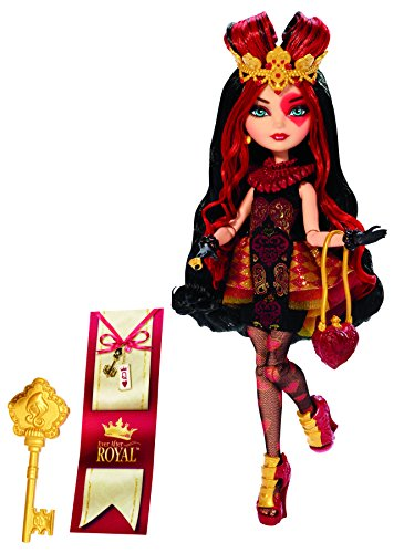 Ever After High Royal Lizzie Heart Doll