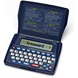 Seiko Oxford Electronic Crossword Solver Pocket Edition LCD Display Thesaurus Spellchecker Crossword & Anagram Solver.