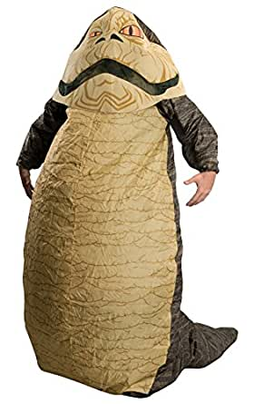 UHC Men's Star War Jabba The Hutt Inflatable Funny Theme Party Halloween Costume, OS