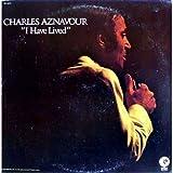 Charles Aznavour: I Have Lived [VINYL LP] [STEREO]