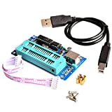 20sets/lot PIC K150 ICSP Programmer downloader USB Automatic Programming Develop Microcontroller PIC KIT2 pickit 3 burning device + USB ICSP cable