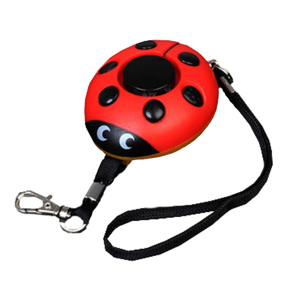 Self-Defence Electronic Personal Security Keychain Alarm with LED Light Kylin Express