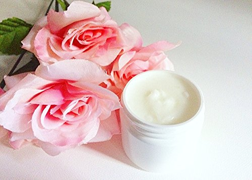 Rose Hip Antioxidant Facial Cream, Nourish, hydrate, repair Cream, Night Cream, Face Neck Organic Cream, Anti aging Cell Regeneration Cream, Fine Lines Wrinkles Scars Cream 1.75 oz cream by Moni's Natural Skin Care