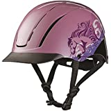 TROXEL CHILDRENS SPIRIT SAFETY HORSE RIDING HELMET ? LOW PROFILE WESTERN ADJUSTABLE ? All Styles