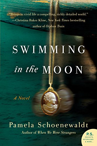 Choice Stack Ring - Swimming in the Moon: A Novel