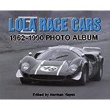 Lola Race Cars 1962-1990 Photo Album