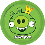Angry Birds Dessert Plates Party Accessory