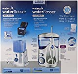 oral b water flosser - Waterpik Water Flosser, Nano Flosser, Deluxe Traveler Case, Tip Storage Case and 12 Accessory Tips Combo Pack