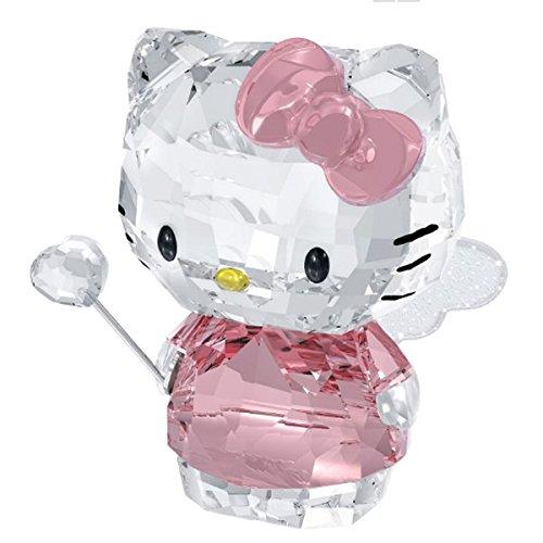 スワロフスキー SWAROVSKI クリスタル フィギュア Hello Kitty Fairy ハローキティ フェアリー 1191890 [並行輸入品] B00E7LDXAM