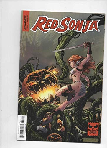 RED SONJA HALLOWEEN Special #1, VF/NM, She-Devil, Wolf, 2018, more RS in store ()