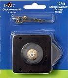 Plaid Enterprises, Inc. 12766E Plaid Clock Movement Kit, 12766 (4-Piece)