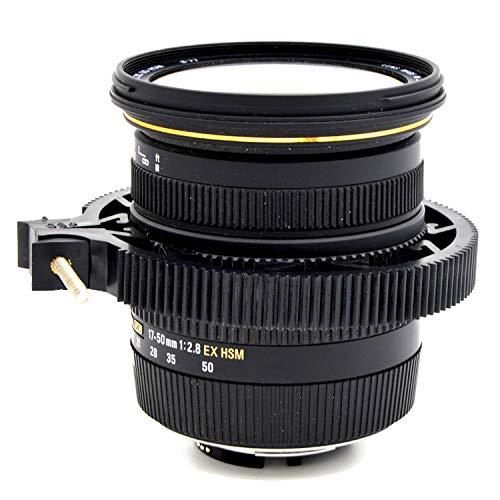 Lens Adapter Ring,0.8 Modulus Follow Focus Gear Ringfor DSLR Lens 75-85mm Adjustable Gear Ring for Follow Focus Belt DSLR Camera Supplies
