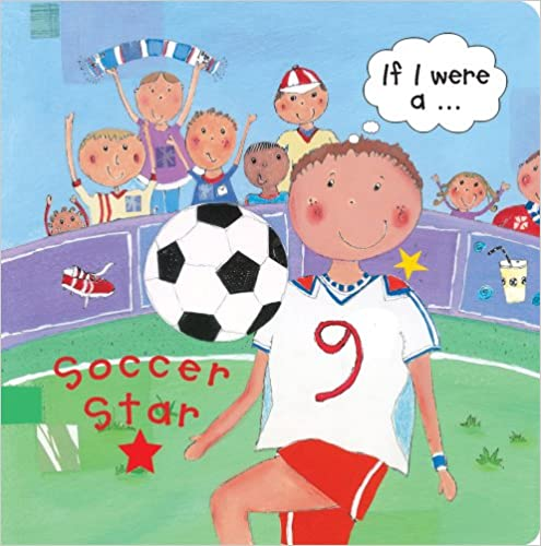 If I Were A. Soccer Star por Pat Hegarty epub