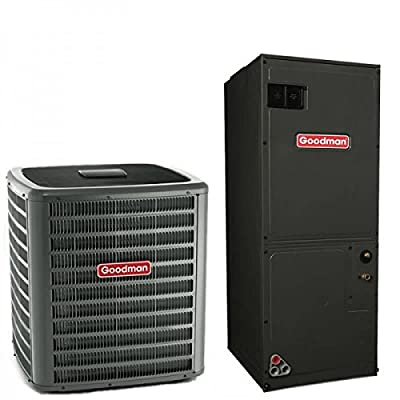 3 Ton Goodman 16 SEER R410A Two-Stage Variable Speed Air Conditioner Split System