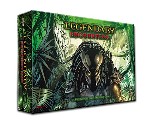 Legendary Encounters: A Predator Deck Building Game Board Game ()