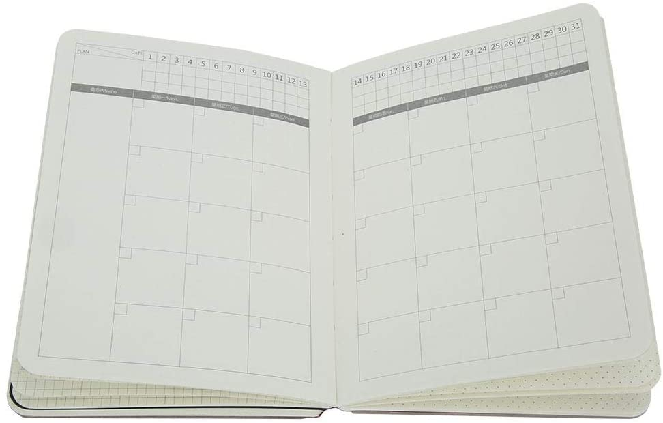 Conoscenza dellincenso HEEPDD Mini taccuino 224 Pagine Bella Copertina Dipinta a Mano Notebook Disegna a Mano To Do List Elenco di Blocchi per Appunti per Scrivere a Mano Cat Style Notebook