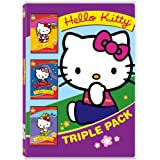Hello Kitty Triple Pack