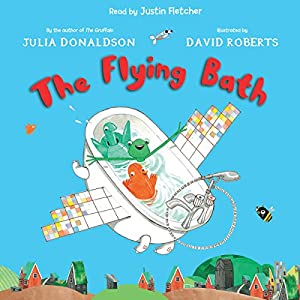 The Flying Bath Audiobook