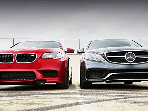 2014 BMW M5 Competition vs 2014 Mercedes-Benz E63 AMG S Model!