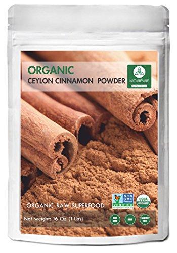 Organic Cinnamon Naturevibe Botanicals Gluten Free product image