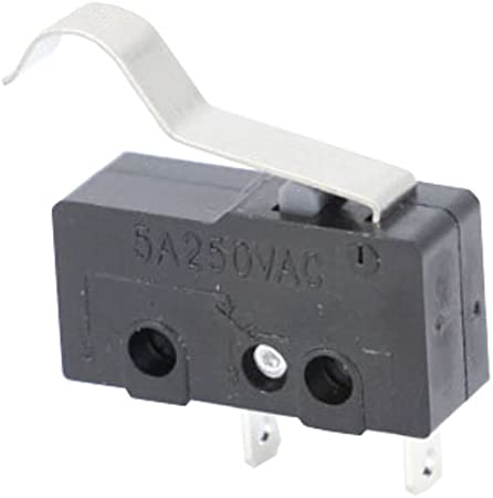 Details about  /10 PCS//LOT Limit Switch 3 Pin N//O N//C High quality and long life All 5A 250VAC K