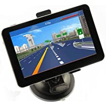 "Towallmark 5"" Car GPS Navigation Touch Screen FM MP3 MP4 4GB New Map WinCE6.0"""