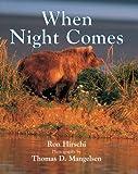 When Night Comes, Ron Hirschi, 1590784170