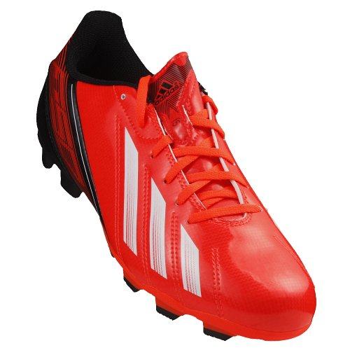 adidas F50 F5 TRX FG J - Q33917 - Color Red - Size: 6.0 by adidas