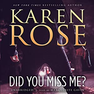 Did You Miss Me? Audiobook