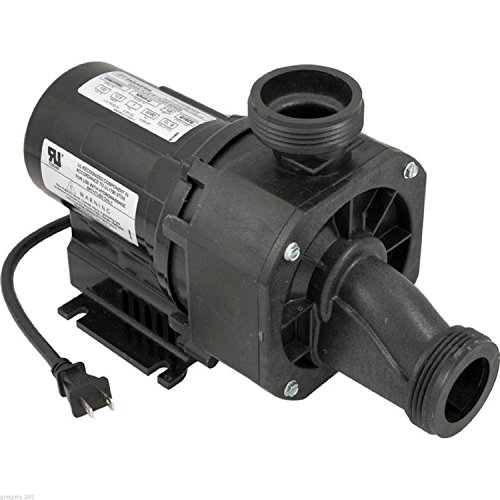 8.5 Amp ITT Marlow Gemini Plus II Bath Pump (Itt Switch)