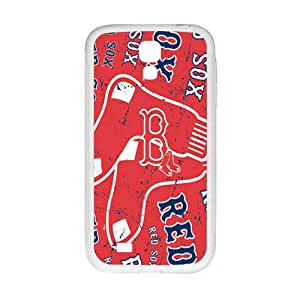 Red Sox Fashion Comstom Plastic case cover For Samsung Galaxy S4