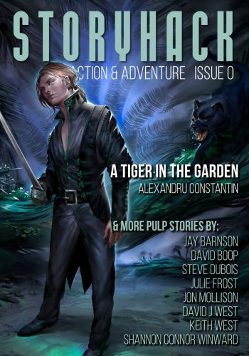 StoryHack Action & Adventure, Issue 0