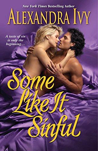 Some Like It Sinful (Hellion's Den Book 2)