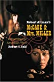 img - for Robert Altman's McCabe & Mrs. Miller: Reframing the American West book / textbook / text book