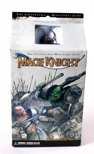 Mage Knight 2 0 Starter Set