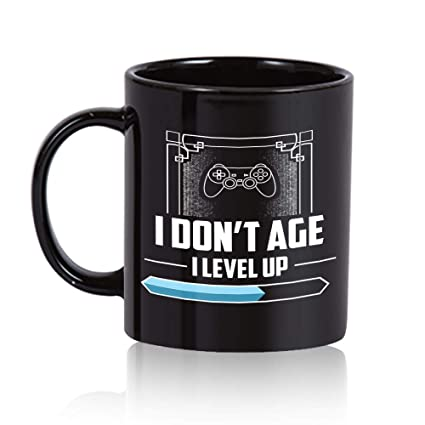 eb5fb8b0503 Gamer Coffee Mug. Gamer gift