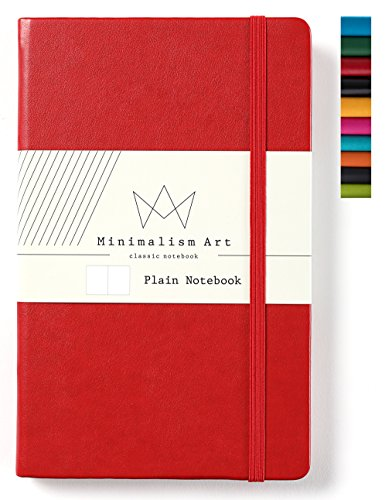 Minimalism Art | Classic Notebook Journal, Size: 5