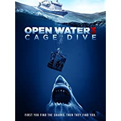 Open Water 3 Cage Dive arrive on Blu-ray (plus Digital HD) and DVD October 10 from Lionsgate