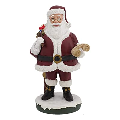 Royal Bobbles Santa Claus BobbleHIPS - Bobblehead: Toys & Games