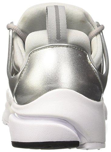 Metallizzato Uomo Bianco Da Scarpe Air Platino argento Grigie Nike Puro Premium Ginnastica Presto z7xwOxYq