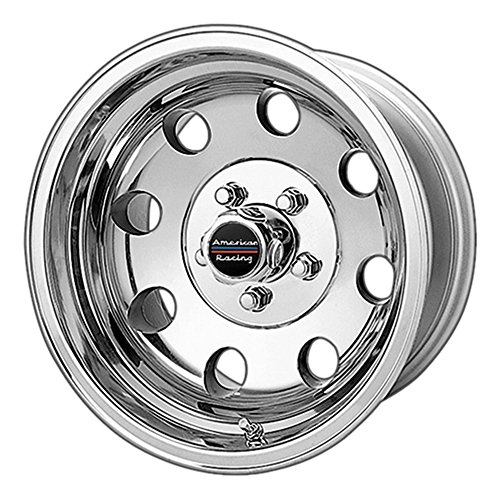 - AMERICAN RACING BAJA POLISHED BAJA 15x8 5x114.30 POLISHED (20 mm) RIM