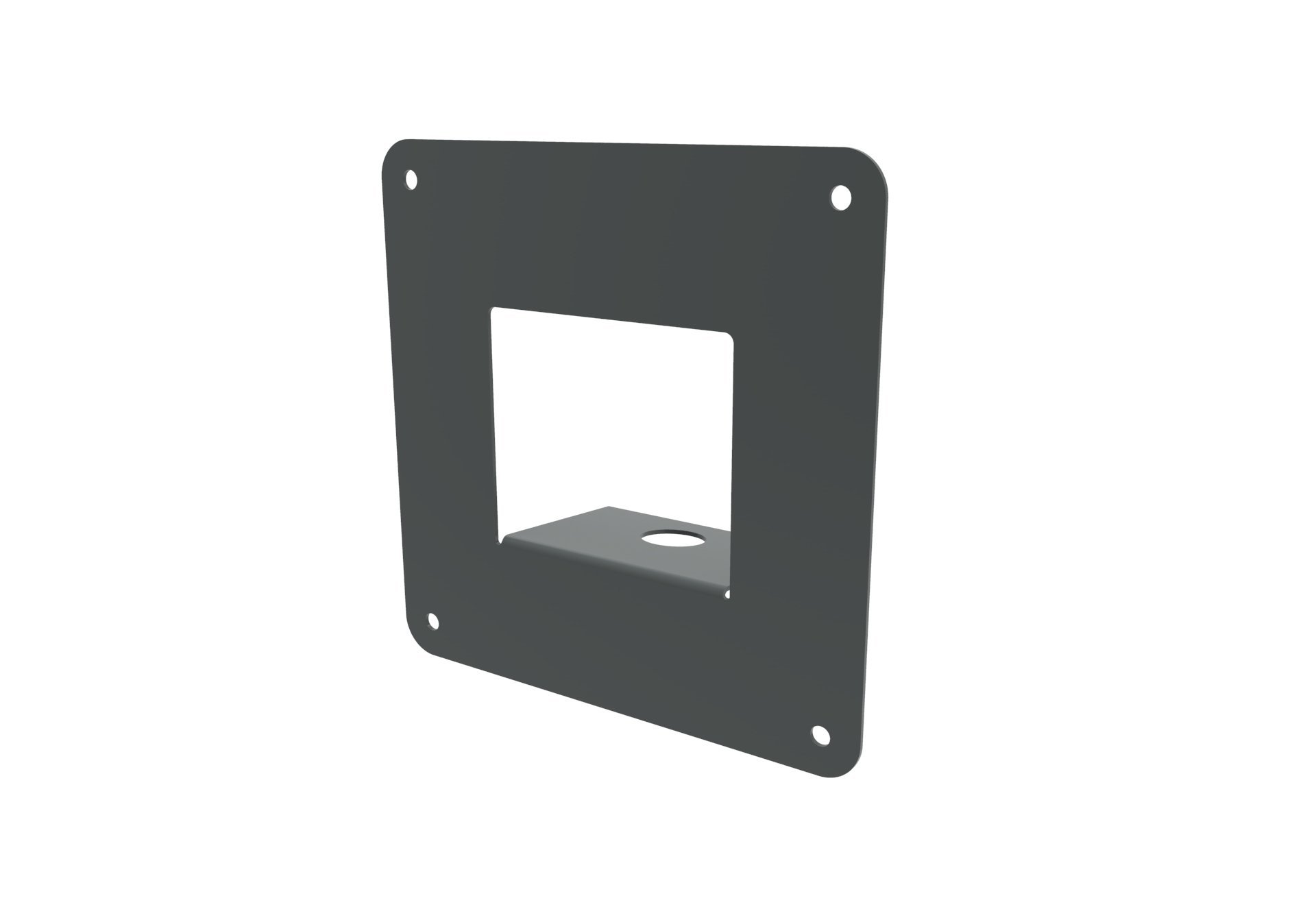 Square D by Schneider Electric HEPD80MKF Hepd80 Flush Mount Kit