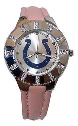Indianapolis Colts Womens Watch Avon 2008 Release Glitz Wristwatch