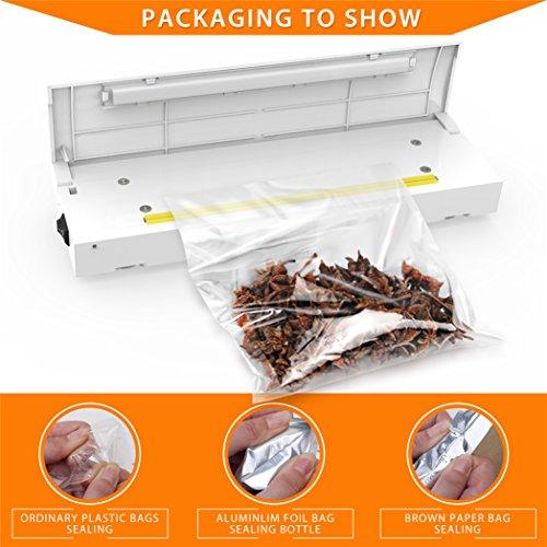 plastic bag tape sealer - 9
