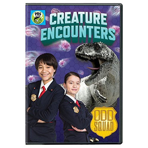 Odd Squad: Creature Encounters DVD