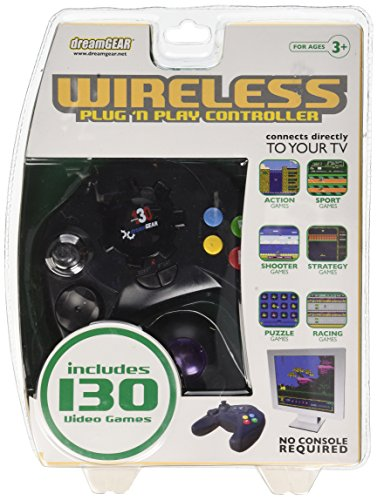 Plug N Play Wireless Controller Not Machine Specific