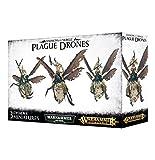 Games Workshop Warhammer 40k: Daemons of Nurgle - Plague Drones